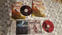 Linkin Park CD & DVD *FREE POST*