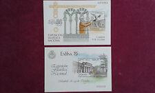 Nuevo - LOTE DE 2  SELLOS ESPAÑA AÑO 1985 Y 1986  - Item For Colecctors