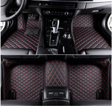 Car floor mat Fits For Audi RS5(8F7,8TA) 2011~2016 Easy to clean odorless