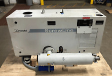 Leybold Screwline Sp250 Dry Compressing Screw Vacuum Pump Pn 115001