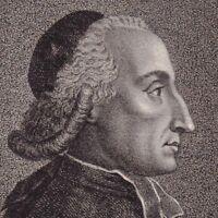Portrait XVIIIe Jean Louis Gouttes Evêque Constitutionnel Député Révolution