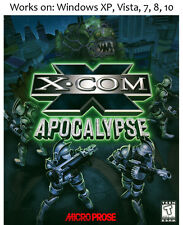 X COM: Apocalypse PC Game