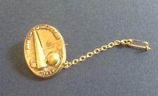 VINTAGE 1939 NEW YORK WORLD'S FAIR Pin - Trylon and Perisphere symbols