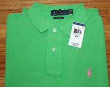 NWT Mens Polo Ralph Lauren Classic Fit Polo Shirt Pony Logo $85 Choice 6 Colors