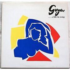 Goya - PACIDO DOMINGO DIONNE WARWICK GLORIA ESTEFAN RICHIE HAVENS LP VINYL OST