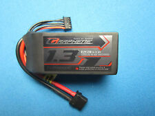 TURNIGY GRAPHENE 1300mAh 4S 45C LIPO BATTERY 14.8V XT60 FPV RACE QUAD EDF HELI