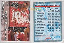 JOKER BASKET Serie A1 1994-95 Zare Markowski Reggiana Reggio Emilia # 121 Ottima