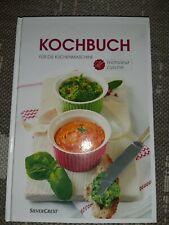 Kochbuch für die Küchenmaschine Monsieur Cuisine neuwertig 172 Seiten