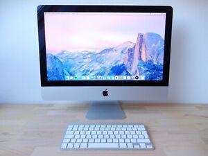 Apple iMac A1418 (21,5), ME086D/A, i5, 8GB, 1TB, (2013) 14,1 Zubehörpaket, OVP