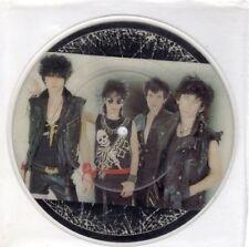 Rock Picture Disc Punk/New Wave Vinyl Records