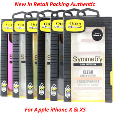 New Authentic Otterbox Symmetry Series Case For iPhone X & XS In Retail Packing