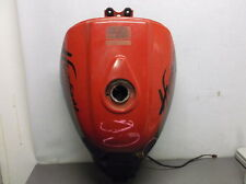 Red and Black Gas Tank for the 1987-1988 Honda CBR1000 Hurricane