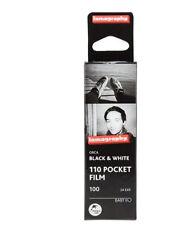 Lomography Orca Black & White 110 Pocket Film ISO 100 24 exp B&W Lomo #677