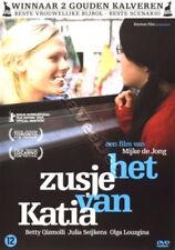 Katia's Sister NEW PAL Arthouse DVD Mijke de Jong Dutch