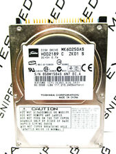 Toshiba 60GB MK6025GAS IDE (HDD2189 C ZK01 S) Laptop HardDrive WIPED & TESTED!