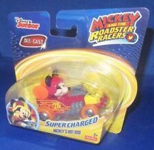 DISNEY JUNIOR MICKEY & THE ROADSTER RACERS MICKEY'S HOT ROD SUPER CHARGED