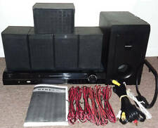 Dynex DX-HTIB 200 Watt 5.1 Ch DVD Home Theater System w/ Speakers and Subwoofer