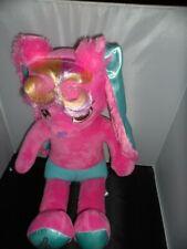 "New ListingBuild A Bear Honey Girl Hg Risa Pink Rock Star Bunny Rabbit 20"" Plush"