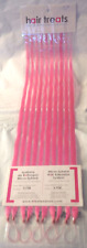 "H. Pink 10pcs MS18"" Brite Liteshair treats 100% Human Remy Hair Extensions"