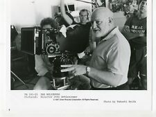Believers-Director-John Schlesinger-Camera-8x10-B&W-Still-VG