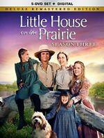 Little House on the Prairie: Season 3 (Third Season) (5 Disc, Deluxe) DVD NEW