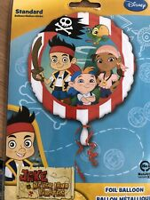 Children's Foil Party Occasion Balloons Disney Tv Character - All New In Pack