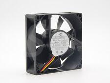 CA1530H01 Melco 80MM MMF-08G24DS RC4 80*80*25 mm DC 24V 0.10A server Cooling Fan