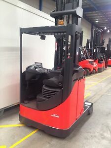 NATIONAL FORKLIFT - LINDE R16HD 1.6T, 10M LIFT ELECTRIC Late Model