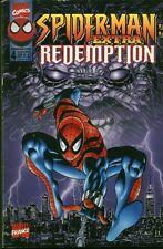 Livre BD Spider-Man extra rédemption no 4 septembre 1997 Marvel Comics book