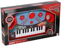 ED452 - Tastiera musicale giocattolo Disney Cars