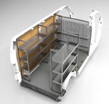 Scaffalatura furgone Fiat Ducato MH2 - Scaffali per veicoli commerciali vending