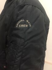 More details for crystal maze - official crystal maze crew jacket.