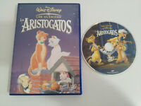 LOS ARISTOGATOS LOS CLASICOS WALT DISNEY - DVD ESPAÑOL ENGLISH
