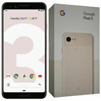 Brand New Google Pixel 3 - 64GB - Not Pink (Unlocked) CDMA + GSM