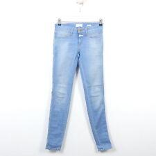 CLOSED Jeans Röhre Skinny Slim Stretch Hellblau Gr. W24