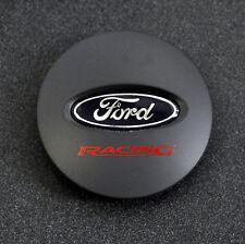 FORD RACING FIESTA CENTER CAPS OEM  FACTORY ORIGINAL SET 15 SPOKE WHEEL