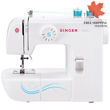 Singer 1304 Start Basic Everyday Free Arm Sewing Machine with ZigZag Blind He...