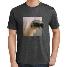 Knight Rider Jumping Car T-Shirt Tv Show Cool 80's 90's Old School Vintage 28