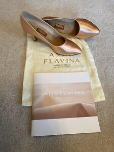 Anita Lavina made in Italy Ballroom dance shoes