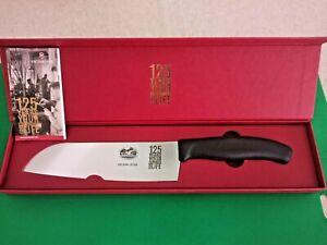 Cuchillo Victorinox Santoku - El Oriental - 125 Th Anniversary Special Edition