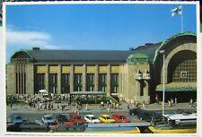 Finland Helsinki Railway Station - unposted
