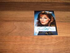 Skybox 1999  Star Trek TNG Episode Collection  Season 7 Autograph Card A4