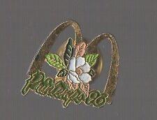 Pin's Mac Donald's printemps 96
