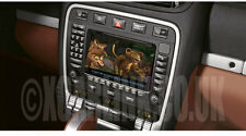 Porsche PCM 2.1 Multimedia Video Rear Camera Interface Cayenne Boxter Cayman 911