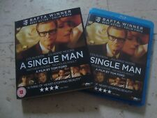 A SINGLE MAN limited BLU-RAY slipcover &book Colin Firth Nicholas Hoult TOM FORD