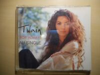 Shania Twain – Forever And For Always *FRENCH PROMO* [ CD MAXI ]