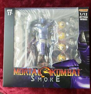Storm Collectibles Mortal Kombat - Cyber Smoke NYCC 2019 Exclusive
