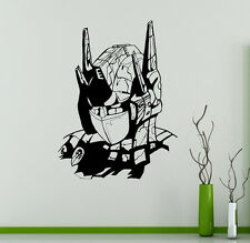 Transformers Optimus Prime Wall Vinyl Decal Vinyl Stickers Home Art Interior 6