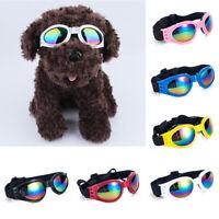 1x Small Pet Dog Glasses Goggles UV Sunglasses Eye Wear Protection Sun Glasses