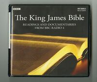 The King James Bible: Readings and Documentaries from BBC Radio 4 Audiobook 9CDs